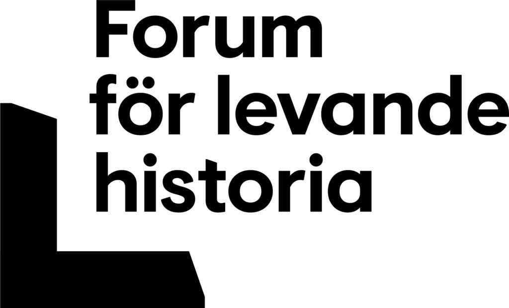 Forum för levande historias logga