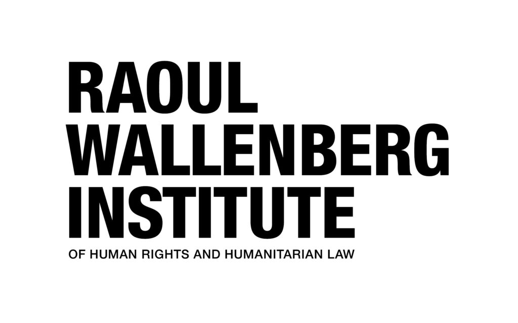 Raoul Wallenberg-institutets logga
